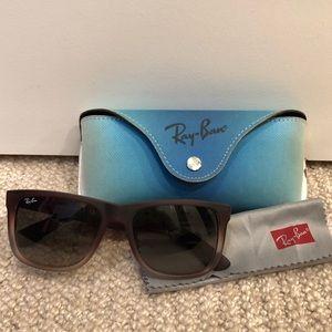Ray-Ban Justin Classic Hombre Sunglasses